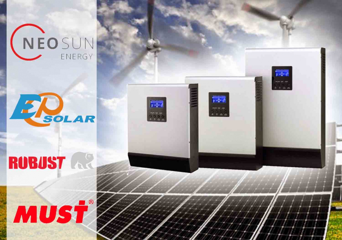 Off-Grid Inverters and Hybrid Inverters