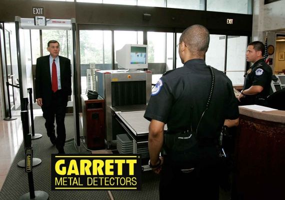 Walk-Through Metal Detectors