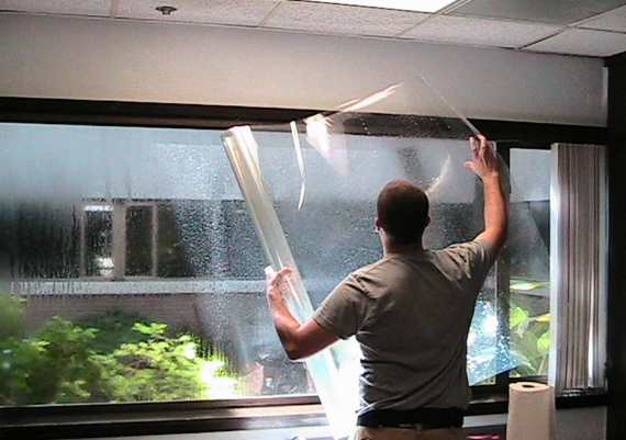 Anti Shatter Window Films