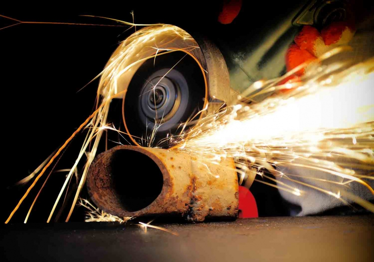 Steel Fabrication, Maintenance and Repair Services