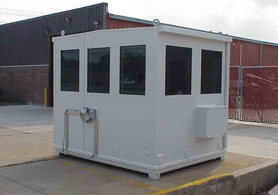 Bulletproof Guard Rooms